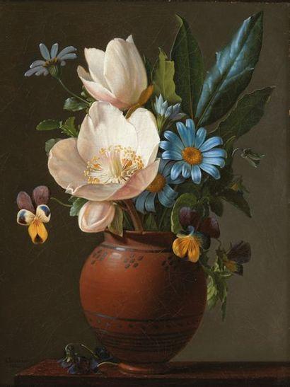 AUGUSTIN - ALEXANDRE THIERRIAT (1789 - 1870)