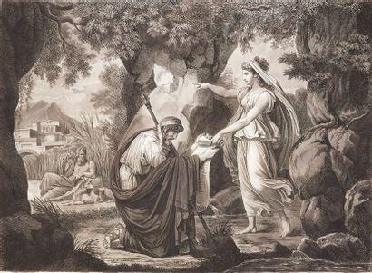 BARTOLOMEO PINELLI (ROME 1791 - 1835)