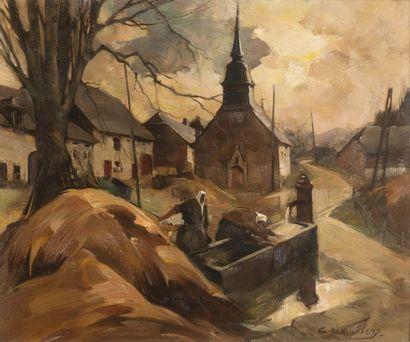 Camille Barthélemy (1890-1961)