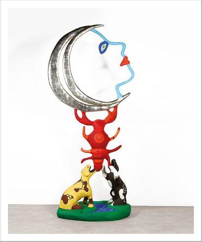 Niki de SAINT-PHALLE (1930-2002)