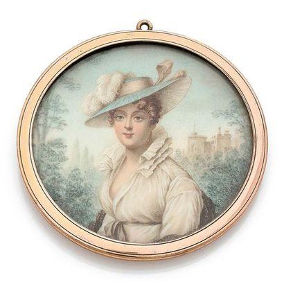 CHRISTINA ROBERTSON (1775-1854)