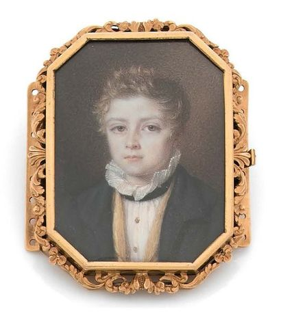 PIERRE DAUBIGNY (1793-1858)
