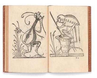 Les Songes drolatiques de Pantagruel, ou sont contenues plusieurs figures de l'invention...