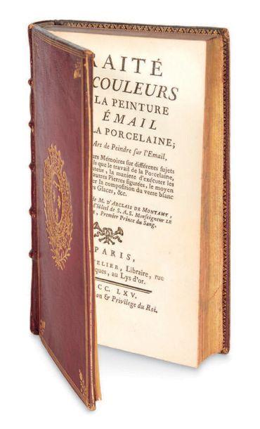 [DIDEROT, Denis] & Didier François d'ARCLAIS de MONTAMY.
