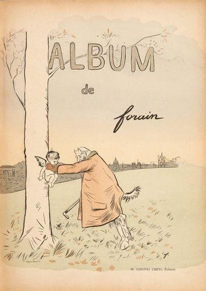 FORAIN (Jean-Louis)