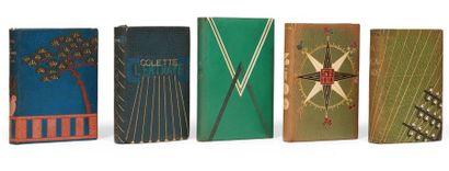 COLETTE (Sidonie-Gabrielle)
