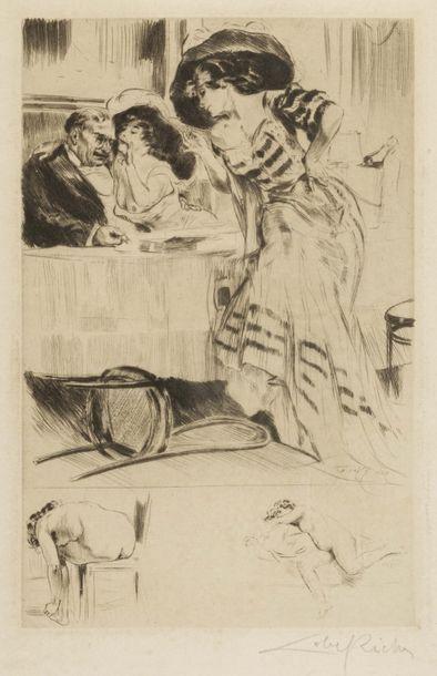 Alméry LOBEL-RICHE (1880-1950)
