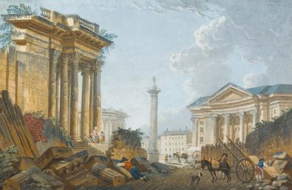 Pierre Antoine DEMACHY (Paris 1723-1807)