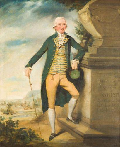 Ecole Anglaise de la fin du XVIII e siècle