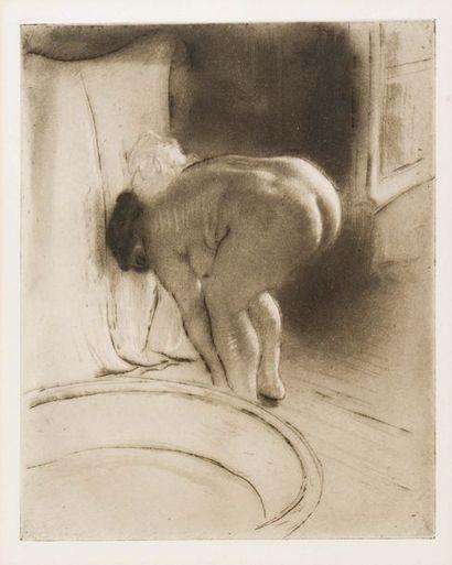 Attribué à Louis Legrand (1863-1951)