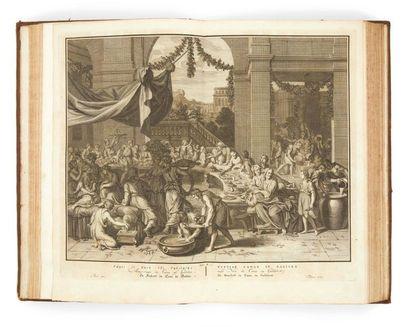 [BIBLE]. Taferelen der Voornaamste geschiedenissen...