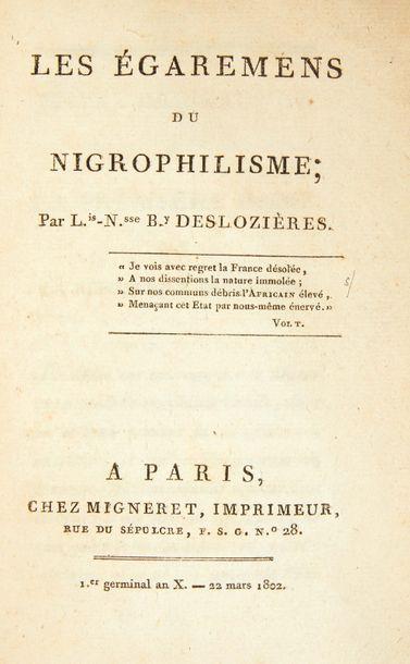BAUDRY DES LOZIÈRES (Louis-Narcisse)
