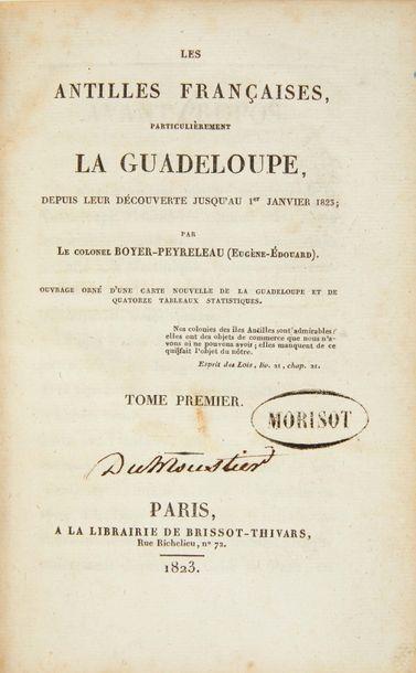 BOYER PEYRELEAU (Eugène-Édouard)