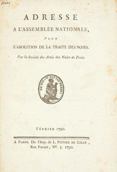 BRISSOT DE WARVILLE (Jacques-Pierre)
