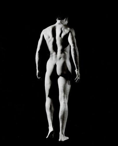 DAVID SEIDNER 1957-1999 Untitled Nude B7, 1994 tirage argentique ; édition 4/7 50,8...