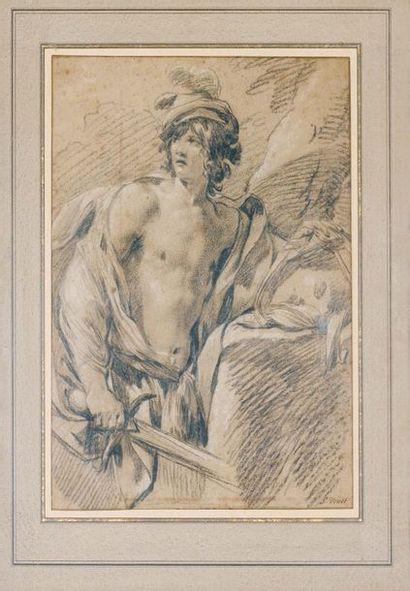 ATTRIBUÉ À SIMON VOUET 1590-1649