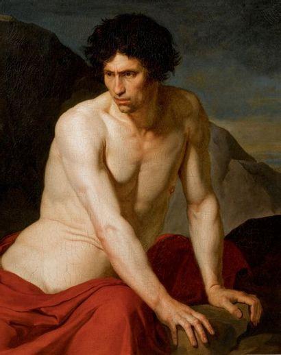 JACQUES AUGUSTIN PAJOU 1766 - 1828