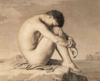 ATTRIBUÉ À JEAN-BAPTISTE DANGUIN 1823 - 1894