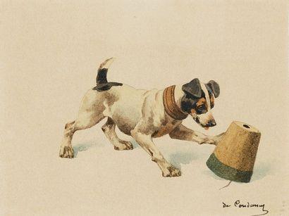 CHARLES FERNAND DE CONDAMY 1855 - 1919