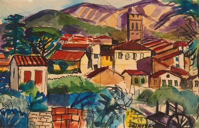 FRANÇOIS DESNOYER (1895-1972)