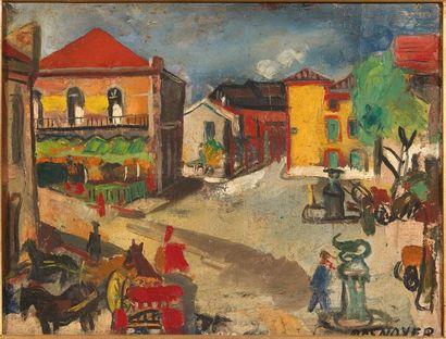 François DESNOYER (1894-1972)