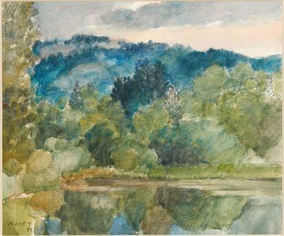 DOMINIQUE MAYET (1925-2004)