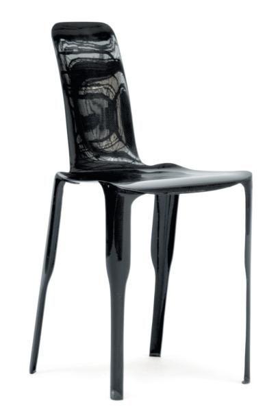 C 08 - Édition limitée Chaise en fibre de...