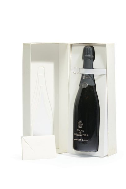 1 BOUTEILLE CHAMPAGNE CHARLES HEIDSIECK «Blanc...