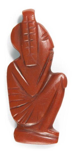 AMULETTE D'ENFANT. Égypte, Nouvel Empire...