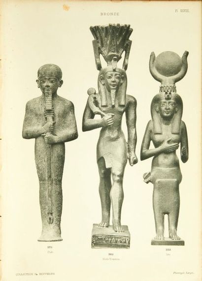 Legrain G. Catalogue des antiquités égyptiennes....
