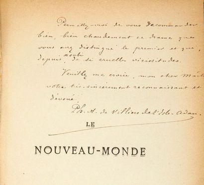 VILLIERS DE L'ISLE-ADAM (Auguste de)