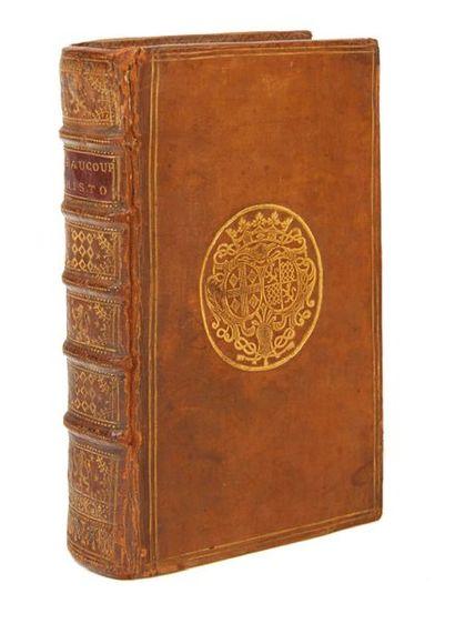 [CONTES DE FÉ ES] - [AUNEUIL (Louise de Bossigny, comtesse d')]. Recueil de pièces....