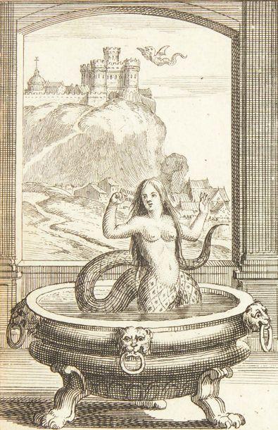 [NODOT (François)] Histoire de Mélusine, princesse de Lusignan, & de ses Fils. Sçavoir,...