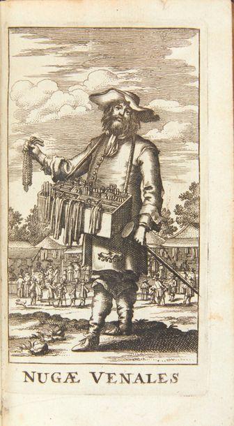 NUGÆ VENALES, sive Thesaurus ridendi & jocandi ad gravissimos severissimosque viros,...