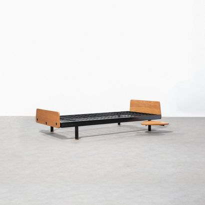 JEAN PROUVÉ & CHARLOTTE PERRIAND (1901-1984) & (1903-1999)