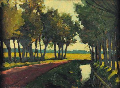 LEONARDO DUDREVILLE (1885-1976)