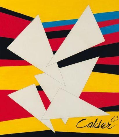 ALEXANDRE CALDER (1888-1976)