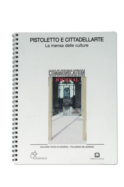 MICHELANGELO PISTOLETTO (NÉ EN 1933)