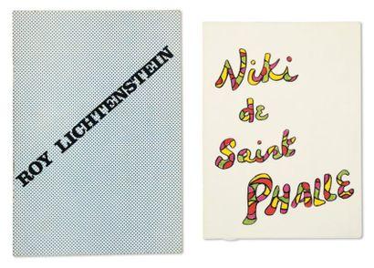 NIKI DE SAINT PHALLE - ROY LICHTENSTEIN