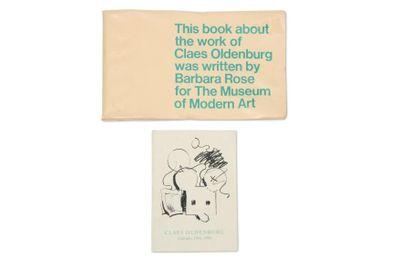 CLAES OLDENDBURG (NÉ EN 1929)