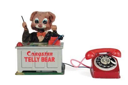 Jouets anciens mécaniques Battery toys, d'origine...