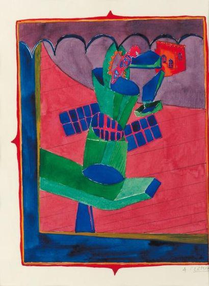 ALAIN GUY CLEMENT (NÉ EN 1938)