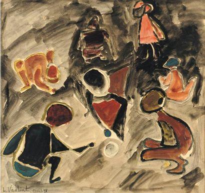 LOUIS VAN LINT (1909-1986)
