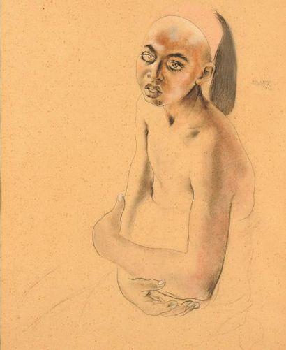 ADRIEN DUPAGNE (1889-1980)