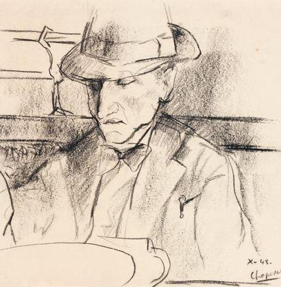 JULES CHAPOVAL (1919-1951)
