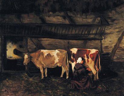 PÉRICLÈS PANTAZIS (1849-1884)
