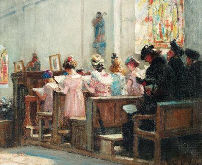 JULES RENÉ HERVÉ (1887-1981)