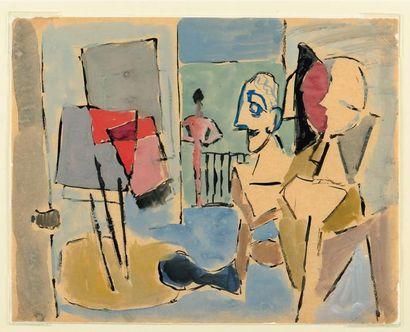 GEER VAN VELDE (1898-1977)