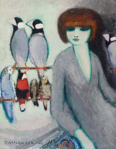 JEAN-PIERRE CASSIGNEUL (NÉ EN 1935)