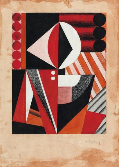 NICOLAS SUETIN (1897-1954)